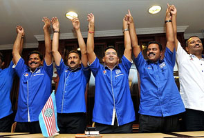 Ijok: Parthiban goes all out at last lap of race