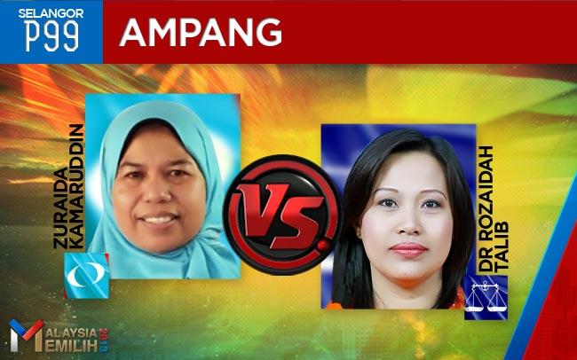 Kerusi tumpuan di Selangor