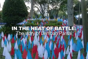 Now Playing : In The Heat Of Battle: The story of Lembah Pantai
