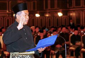 MB Terengganu sah letak jawatan, pengganti masih jadi tanda tanya