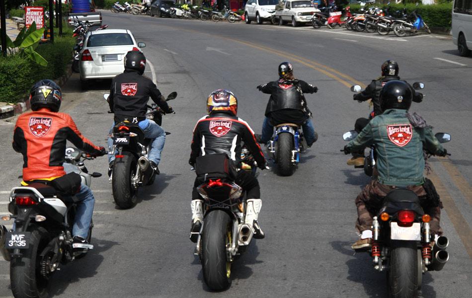 Bikers Kental Riders Kental team