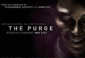 'The Purge' ungguli carta box office