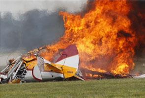 Pelagak ngeri dan juruterbang maut di Ohio