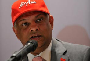 Going after Tony Fernandes' trail in India