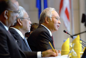 Najib: Accept GE13 first before talk on national reconciliation