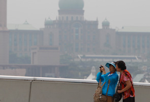 Haze update: Unhealthy air readings detected in Kuala Lumpur