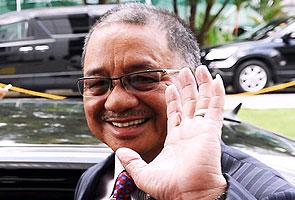 Lajim Ukin dilantik Ketua PKR Sabah