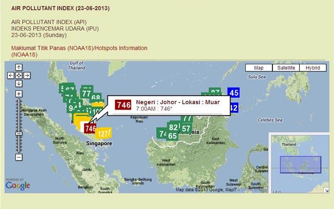 "Responses to ""Darurat Jerebu Di Muar? Catat IPU Tertinggi Dan"