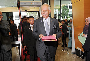 Najib: Gov't not afraid of 'Malaysian Spring'