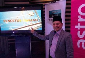 'Pencetus Ummah' sambung kejayaan 'Imam Muda'