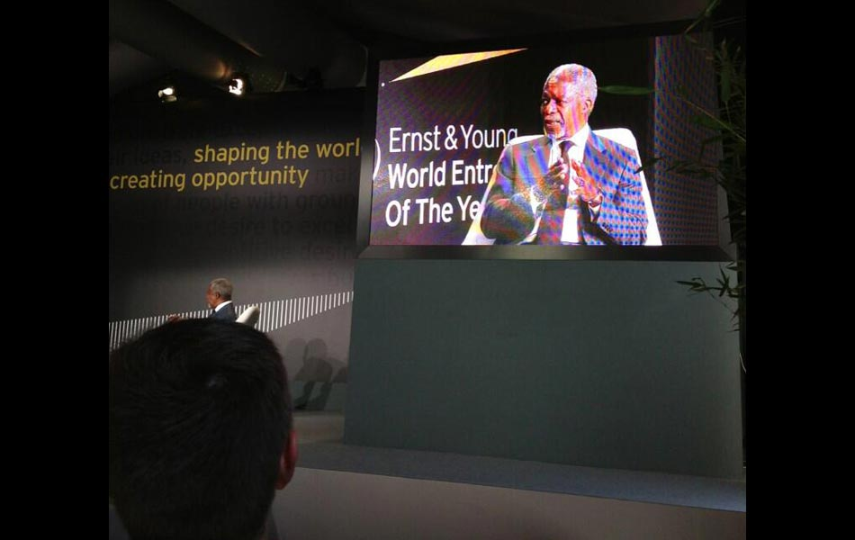 monte carlo, Ernst & Young, EOTY 2013
