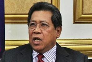 Buat masa ini, Anwar masih Ahli Parlimen - Pandikar Amin