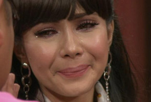 Air mata Rozita Che Wan tumpah di Masterchef Selebriti