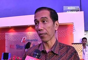 Gabenor Jakarta, Jokowi hasrat jalin kerjasama dengan SMART