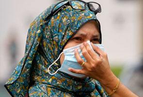 Jerebu di Pulau Pinang bertambah buruk