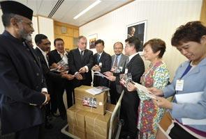 Postcards to UK seeking apology over Batang Kali massacre