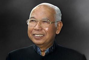 Tan Sri Awang Had Salleh has passed away