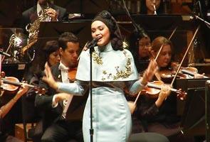 Suara Siti 'instrumen' terbaik dalam konsert MPO