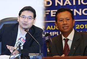 Shabery Cheek diajak berdebat dengan Rafizi di Kuala Besut