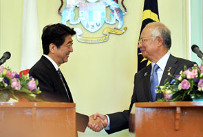 Malaysia, Japan agree to give commitment towards second wave of look east  policy