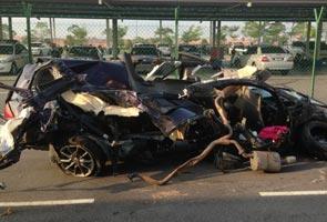 5 maut dalam kemalangan ngeri