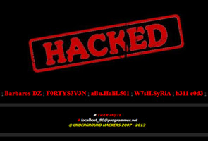Malaysia's Google, Dell, Microsoft websites hacked