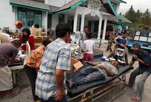 Gempa bumi di Sumatra bunuh 22 orang