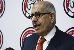 Naib Presiden, Mohamed ElBaradei umum letak jawatan