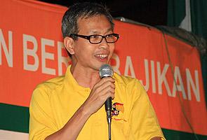 DAP belum dapat surat Sultan Selangor - Tony Pua