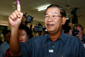 CPP menang pilihan raya Kemboja, majoriti kecil