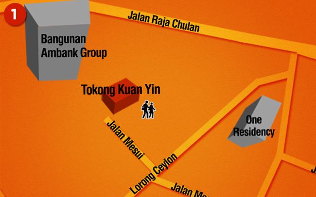 DRAFT: Kes tembak mati pengasas AmBank: Kronologi dan laporan saksi