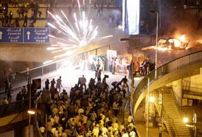 Kejadian tembakan meletus berhampiran bangunan Kedutaan Malaysia di Kaherah