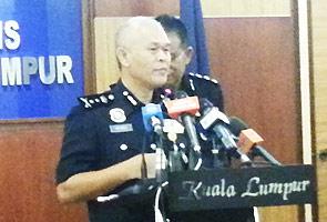 Suspek mungkin pembunuh upahan - Mohmad Salleh