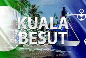 Pilihan raya kecil Kuala Besut menjadi tumpuan