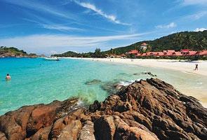 CNN: tiga buah pantai di Malaysia antara 50 tercantik di dunia