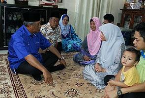 Balu bekas Adun Kuala Besut harap Tengku Zaihan raih majoriti lebih tinggi