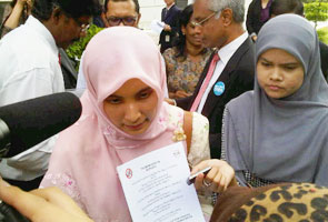 Kumpulan aktivis serah memorandum gesa rundingan TPPA ditunda