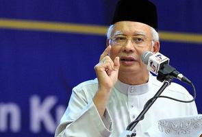 GST: Rakyat boleh guna kuasa pengguna - Najib