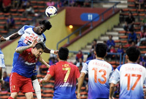 Malaysia Cup: PKNS FC and Sime Darby kick-off with a dream start