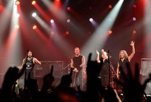 Kirk Hammet hilang iPhone berisi lagu baharu, rakaman album Metallica terjejas