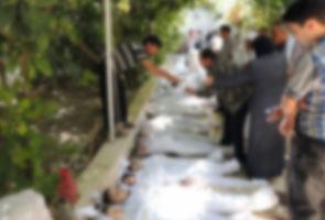 Serangan senjata kimia ragut 1600 nyawa