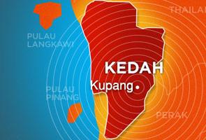 Weak earthquake struck Kedah this morning