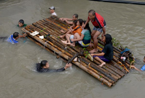 7 dead in a flood in Phillippines