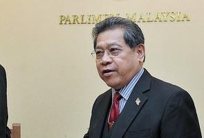 Tiada tanda-tanda Pandikar akan letak jawatan - Timb YDP Dewan Rakyat