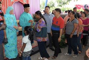 30,000 kunjungi rumah terbuka TPM di Pagoh