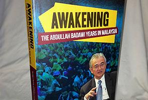 Pak Lah jawab isu buku 'Awakening'