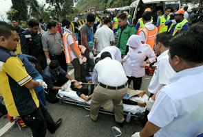 28 mayat nahas bas dituntut anggota keluarga setakat ini