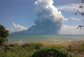 Letusan Gunung Rokatenda, 511 penduduk dipindahkan