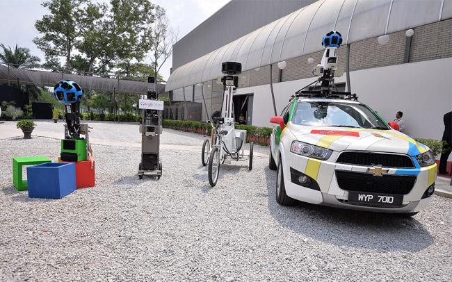 google, street view, malaysia