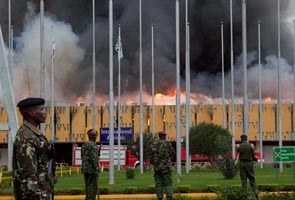 International flights to Nairobi Airport resume after fire